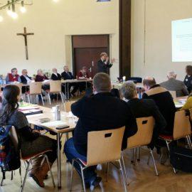 Katholikentag und Winfriedhaus: keine Angst vor 'heißen Eisen'
