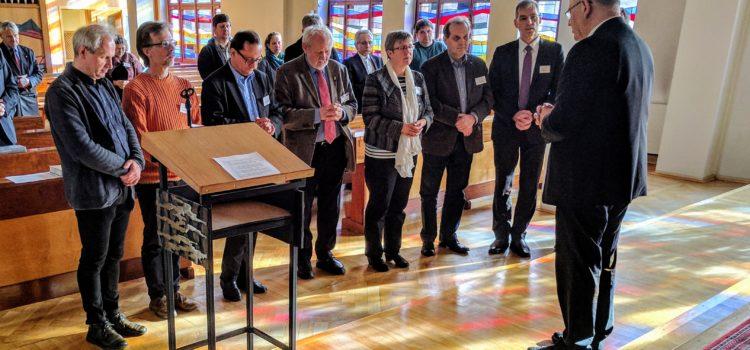 Dankbare Bilanz, selbstbewusster Neuanfang: Diözesanrat wählt neuen Vorsitz, neuen Vorstand – und einen neuen Namen