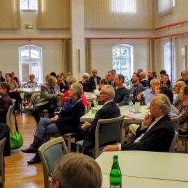 Laiengremium feiert 25jähriges Jubiläum mit Festtag im Bischof-Benno-Haus.