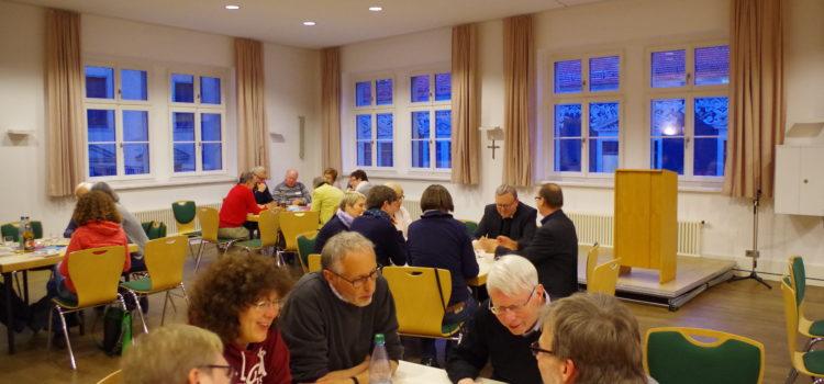 Austausch und Besuch aus Osnabrück