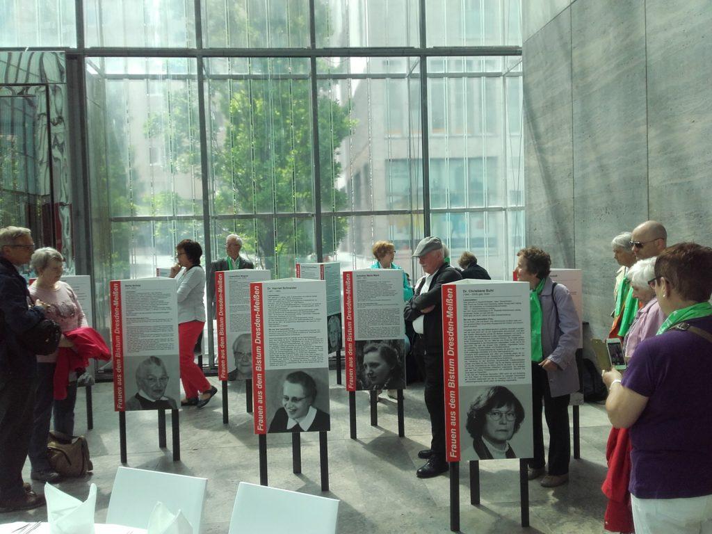 im Bildermuseum Leipzig