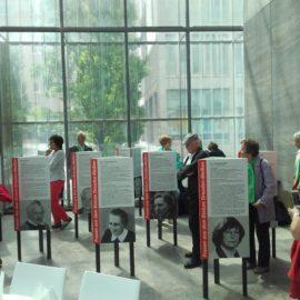 """Ausstellung """"Stille Heldinnen"""" – Frauen aus dem Bistum Dresden-Meißen"""
