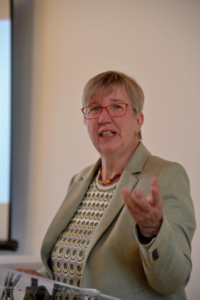 Martina Breyer, Vorsitzende des Katholikenrates