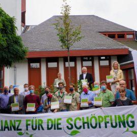 """""""Allianz für die Schöpfung"""": Feierliche Ausrufung in Coswig"""